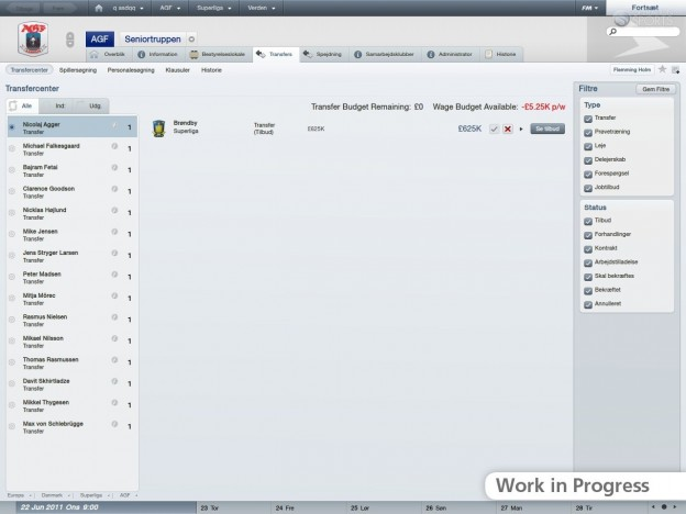 Football Manager 2012 Screenshot #8 for PC