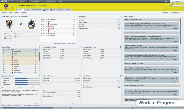 Football Manager 2012 Screenshot #13 for PC