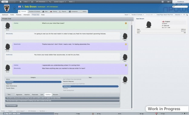 Football Manager 2012 Screenshot #18 for PC