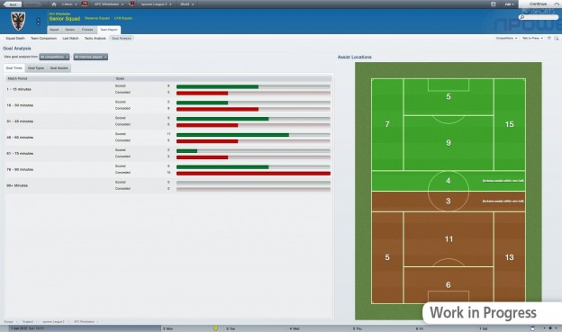 Football Manager 2012 Screenshot #19 for PC