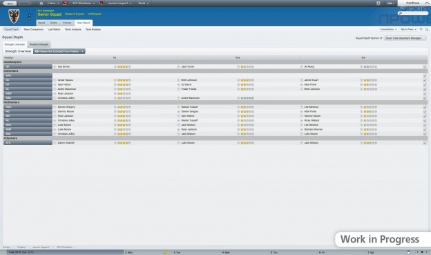 Football Manager 2012 Screenshot #21 for PC