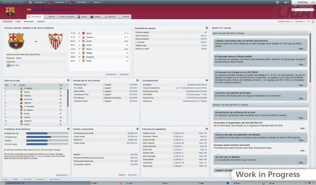 Football Manager 2012 Screenshot #24 for PC