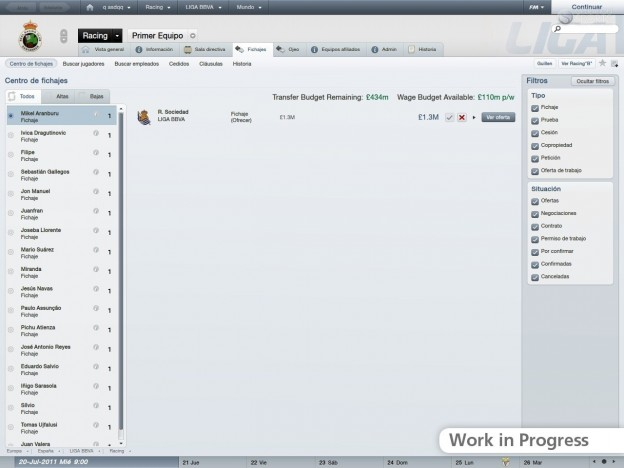 Football Manager 2012 Screenshot #27 for PC