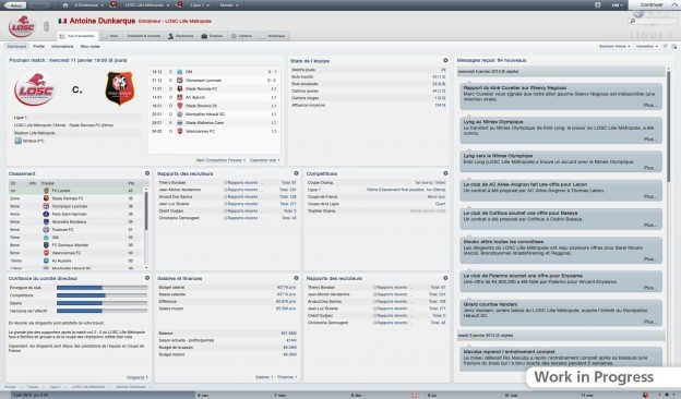 Football Manager 2012 Screenshot #31 for PC