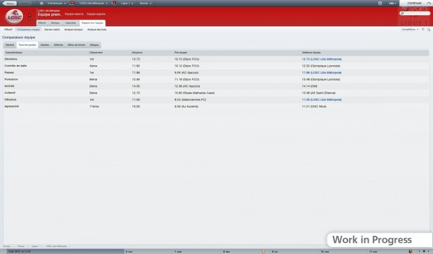 Football Manager 2012 Screenshot #34 for PC