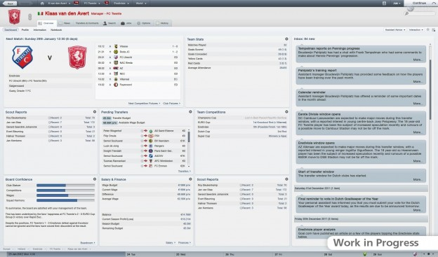 Football Manager 2012 Screenshot #38 for PC