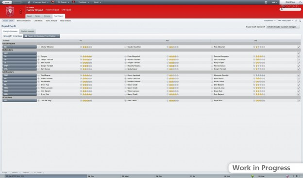 Football Manager 2012 Screenshot #43 for PC