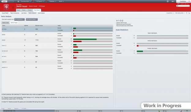 Football Manager 2012 Screenshot #44 for PC