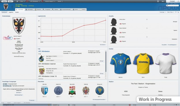 Football Manager 2012 Screenshot #47 for PC
