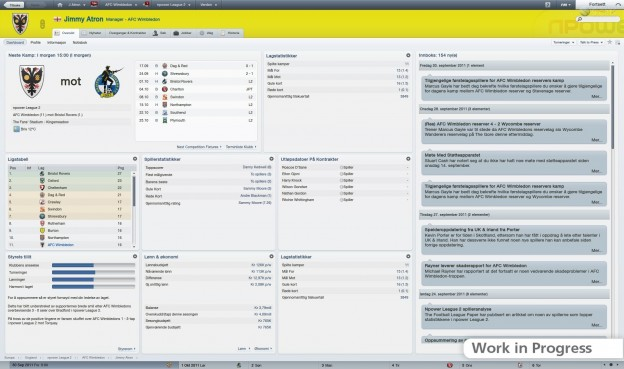Football Manager 2012 Screenshot #50 for PC