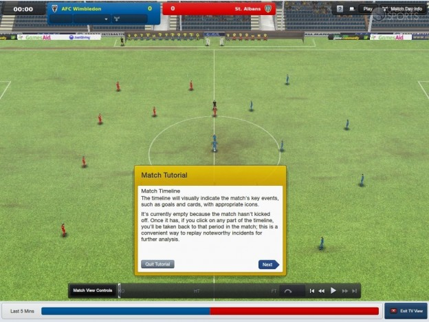 Football Manager 2012 Screenshot #56 for PC