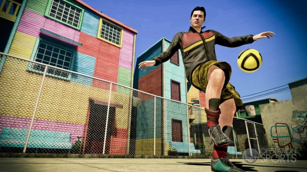 EA Sports FIFA Street Screenshot #2 for PS3