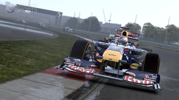 F1 2011 Screenshot #15 for Xbox 360