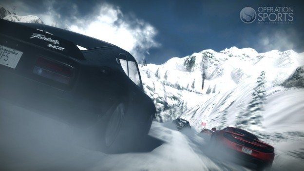 Need for Speed The Run Screenshot #51 for Xbox 360