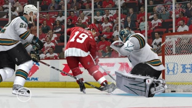 NHL 12 Screenshot #59 for Xbox 360