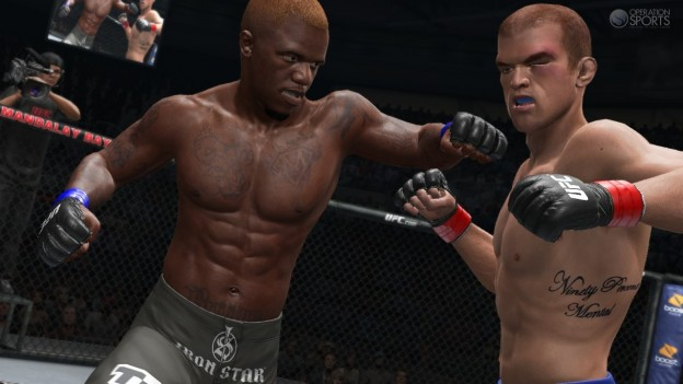 UFC Undisputed 3 Screenshot #5 for Xbox 360