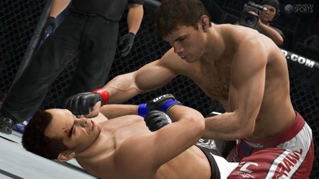 UFC Undisputed 3 Screenshot #7 for Xbox 360