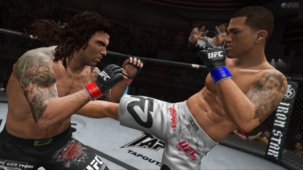 UFC Undisputed 3 Screenshot #13 for Xbox 360