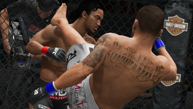 UFC Undisputed 3 Screenshot #6 for PS3