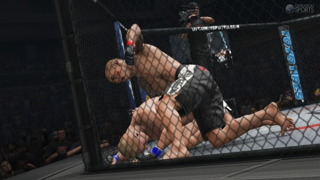 UFC Undisputed 3 Screenshot #12 for PS3