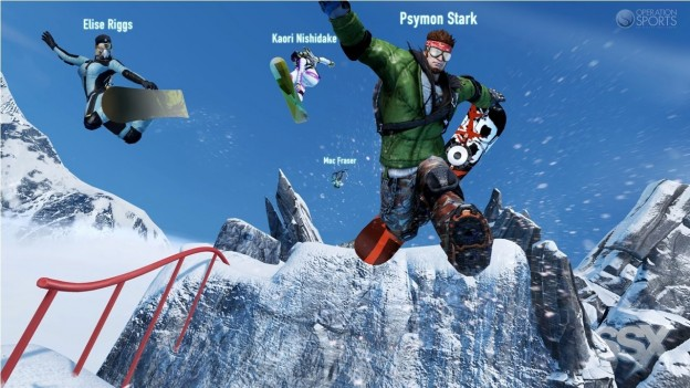 SSX Screenshot #32 for Xbox 360