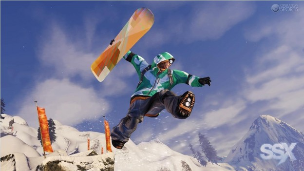 SSX Screenshot #33 for Xbox 360