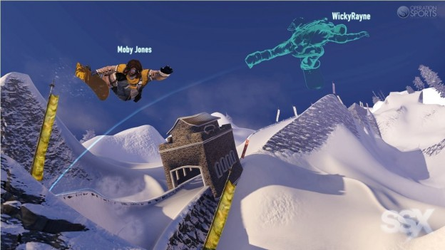 SSX Screenshot #36 for Xbox 360