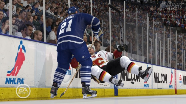 NHL 12 Screenshot #65 for Xbox 360