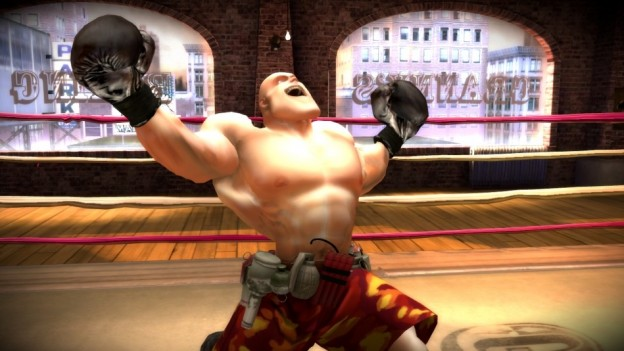 FaceBreaker Screenshot #13 for Xbox 360