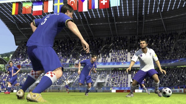 UEFA EURO 2008 Screenshot #1 for PS3