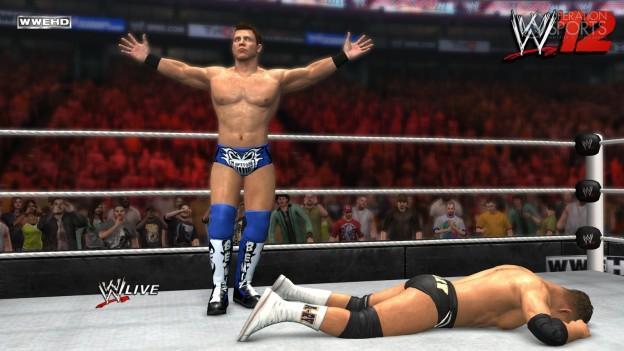 WWE '12 Screenshot #22 for Xbox 360