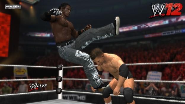WWE '12 Screenshot #25 for Xbox 360