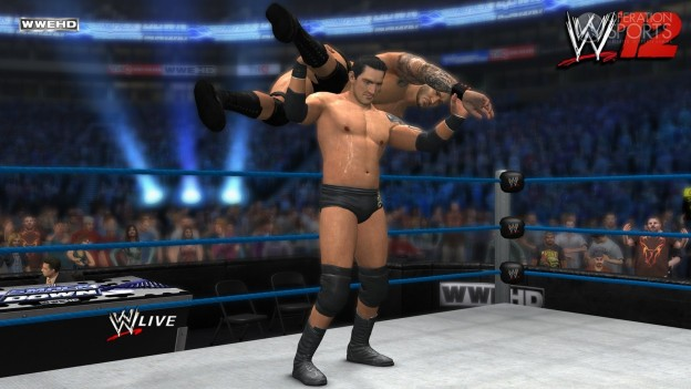 WWE '12 Screenshot #28 for Xbox 360