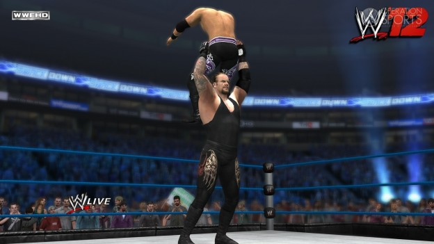 WWE '12 Screenshot #18 for PS3