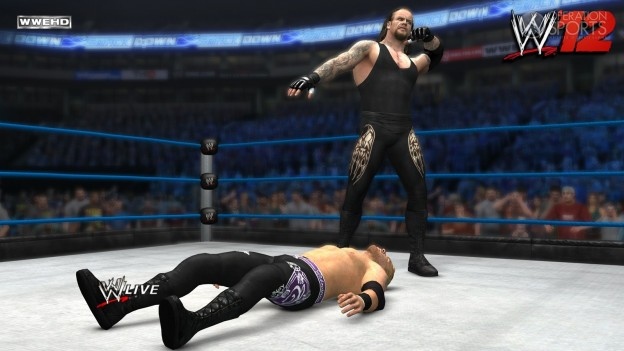 WWE '12 Screenshot #19 for PS3