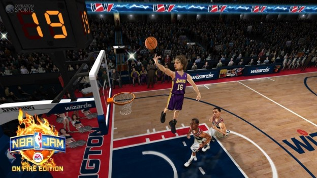 NBA JAM: On Fire Edition Screenshot #32 for Xbox 360