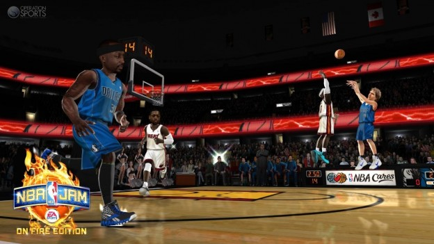 NBA JAM: On Fire Edition Screenshot #33 for Xbox 360