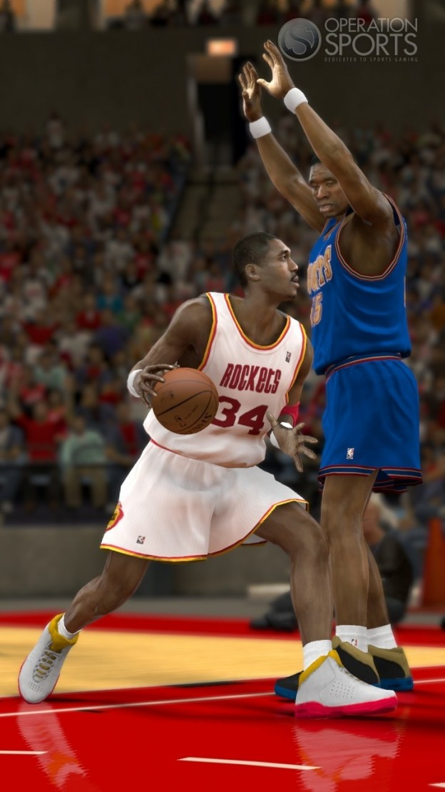 NBA 2K12 Screenshot #35 for Xbox 360