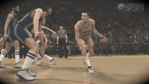 NBA 2K12 Screenshot #37 for Xbox 360