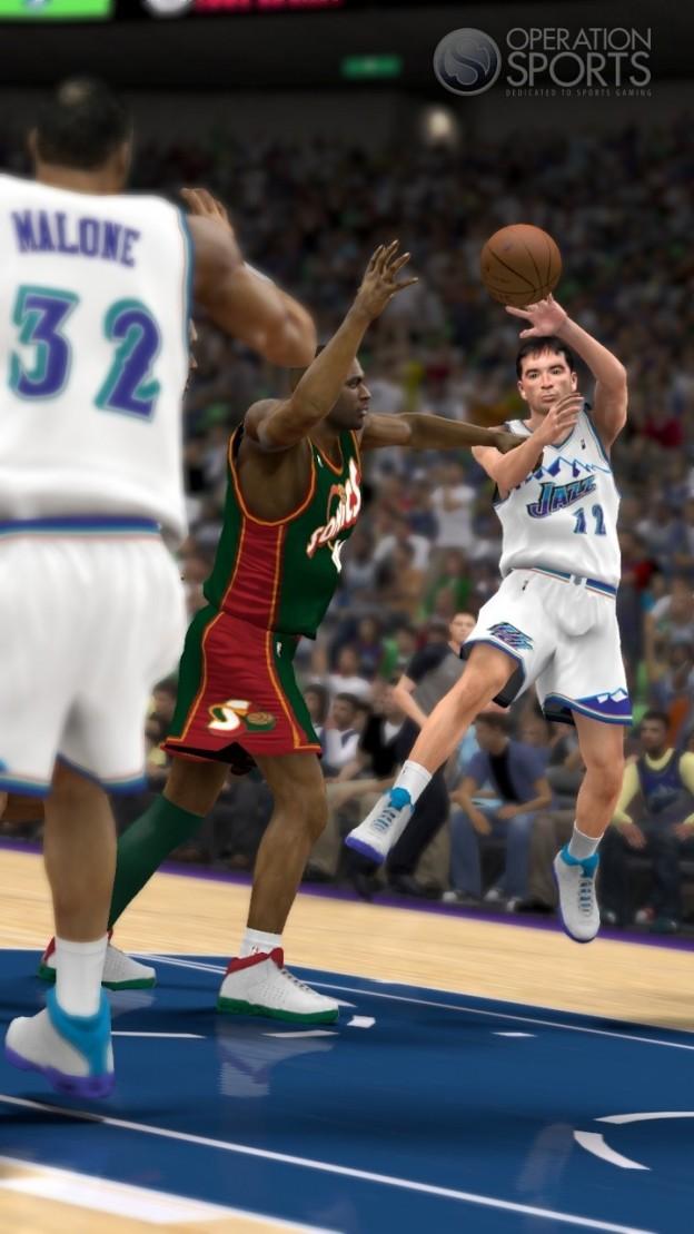 NBA 2K12 Screenshot #38 for Xbox 360