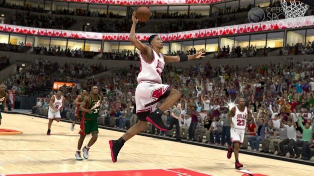 NBA 2K12 Screenshot #42 for Xbox 360