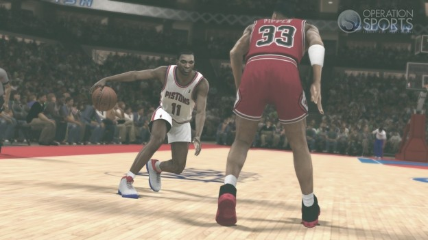NBA 2K12 Screenshot #34 for PS3