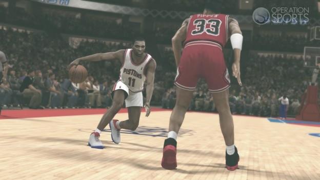 NBA 2K12 Screenshot #34 for PS3