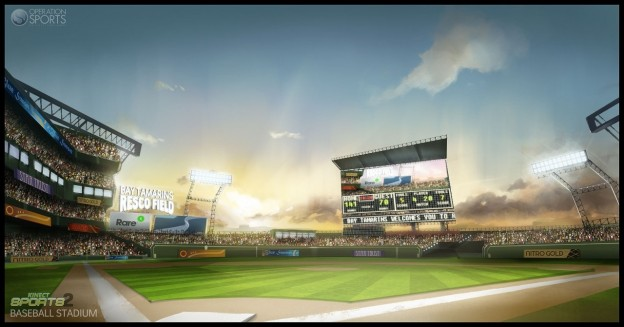 Kinect Sports: Season 2 Screenshot #4 for Xbox 360