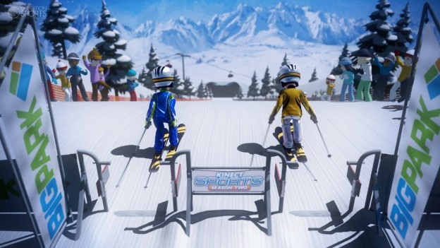 Kinect Sports: Season 2 Screenshot #27 for Xbox 360