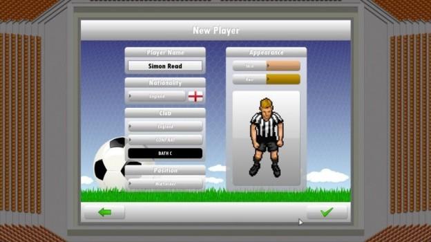 New Star Soccer 5 Screenshot #2 for PC