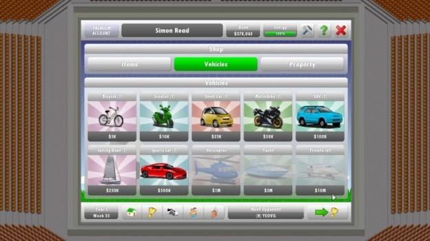 New Star Soccer 5 Screenshot #4 for PC