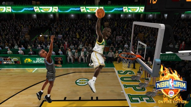 NBA JAM: On Fire Edition Screenshot #36 for Xbox 360