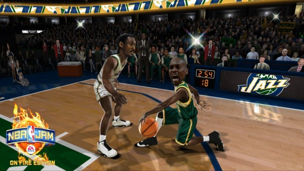 NBA JAM: On Fire Edition Screenshot #37 for Xbox 360