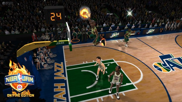NBA JAM: On Fire Edition Screenshot #38 for Xbox 360